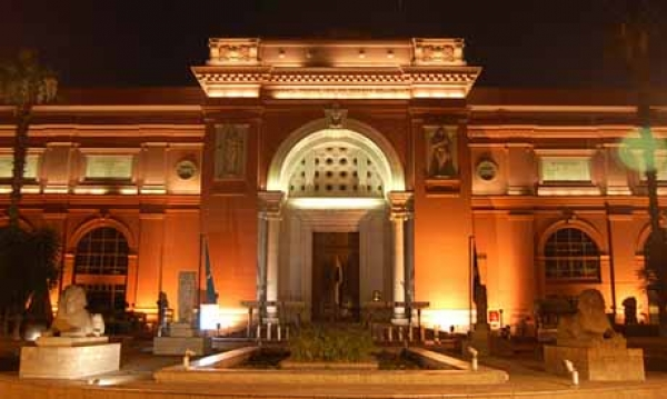 Egyptian Museum & Mohamed Ali Mosque